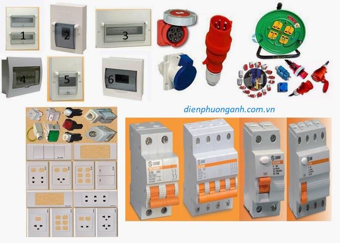 Thiết bị điện Sino có chất lượng không