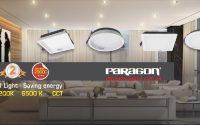 Thương hiệu đèn Paragon được tin dùng nhất hiện nay